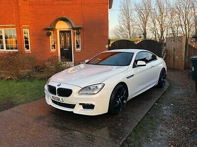 Bmw 640d M Sport *stunning Condition* May Px 535d • 12,500£