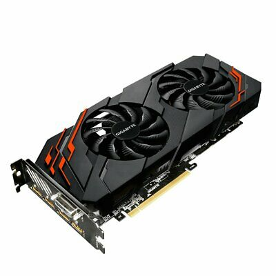 $ CDN482.82 • Buy Gigabyte GeForce GTX 1070 8GB Windforce LED GDDR5 Video Graphics Card GPU
