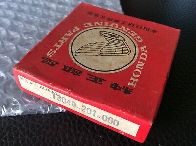 $17.99 • Buy Honda C95 CA95 CB95 Piston Ring Set Size 0.75 13040-201-000 NOS Japan