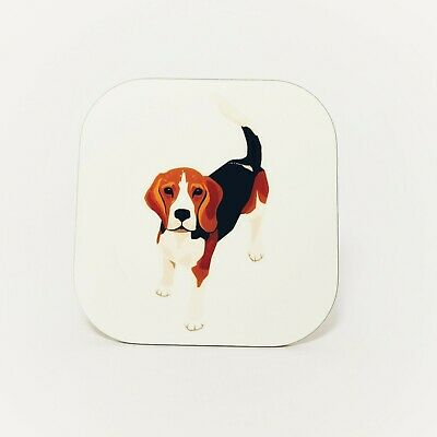 Beagle Dog Coaster,Beagle Gifts,Beagle Lovers Coaster • 5.99£