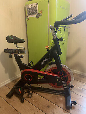 JLL IC400 Elite / Spin Style Exercise Bike / Great Condition / Indoor Cycling • 311£