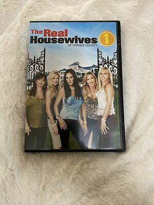 £4.96 • Buy The Real Housewives Of Orange County: Season One (DVD, 2007, 2-Disc Set)