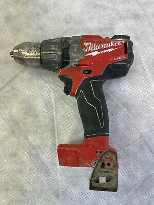 Milwaukee 2704-20 M18 Fuel 18V 1/2  Hammer Drill Driver BARE TOOL ONLY • 50.06£