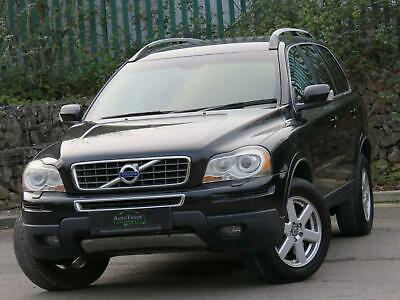 2010 Volvo XC90 2.4 D5 Active Geartronic AWD 5dr SUV Diesel Automatic • 5,994£