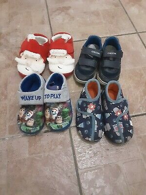 Boys Shoes And Slippers Size 25/8 • 5£