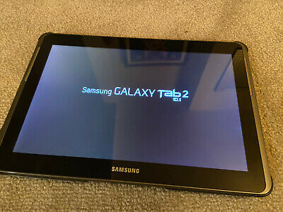 £45 • Buy Samsung Galaxy Tab 2 10.1 16GB Tablet For Parts With Bundled Accessories Silver