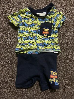 X2 Baby Boys 0-3months Matching Sets Clothes Bundle • 1.10£