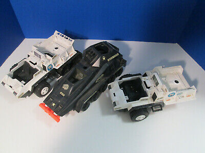 $ CDN76.54 • Buy Vintage GI JOE - VEHICLE LOT  NIGHT FORCE PERSUADER & SNOW CAT'S