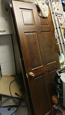 Solid Interior Wooden Door • 25£