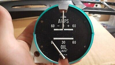 Rover P6 Amps And Oil Guage • 15£