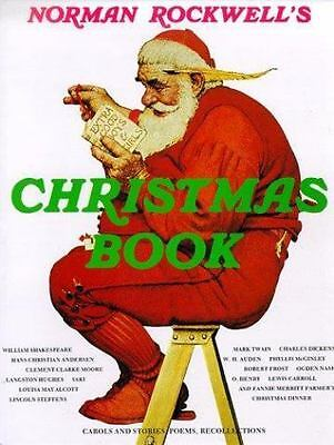 $ CDN7 • Buy Norman Rockwell's Christmas Book By Rockwell, Molly