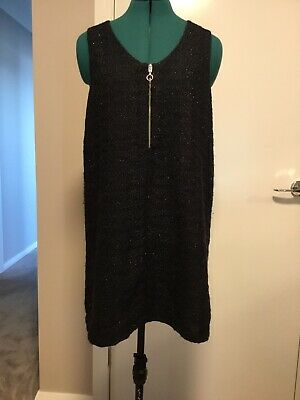 AU15 • Buy Mango Shift Dress Size M