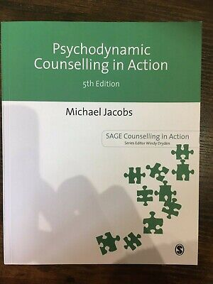 Psychodynamic Counselling In Action By Michael Jacobs 5th(Paperback, 2017) • 13.90£