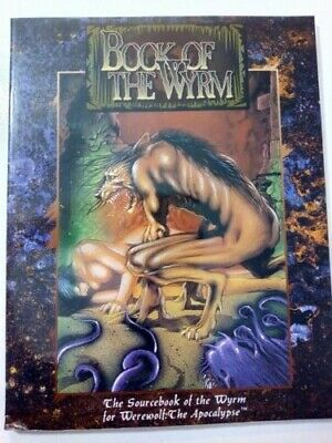 Book Of The Wyrm - RPG Source Book By White Wolf - VGC • 9.50£
