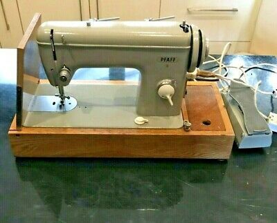 Vintage Pfaff 6 Semi Industrial Heavy Duty Sewing Machine • 49£