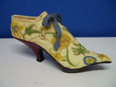 Just The Right Shoes 'brocade Court'  No Box Or Coa   excellent Condition • 3.50£