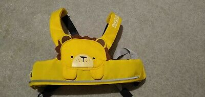 Toddlepack Lion Kids Toddler Reins Trunki Yellow Safety Harness • 1.70£