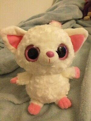 Yoohoo And Friends - Pammee Fennec Fox Plush 8  • 3£