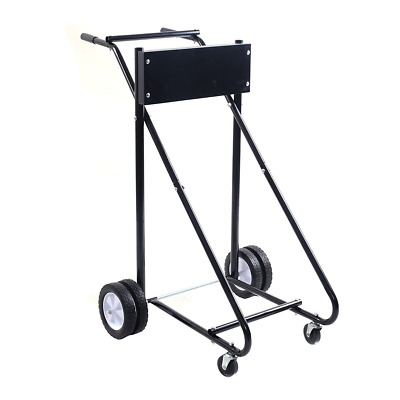 AU143.89 • Buy 315 Lbs Outboard Heavy Duty Boat Motor Stand Carrier Cart Dolly