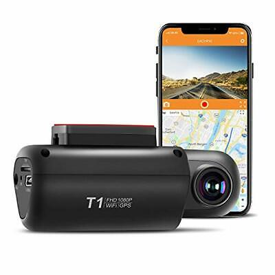 AU175.69 • Buy GPS Dash Camera For Cars EACHPAI T1 Dash Cam Front 1080P With Built-in WI-FI ...