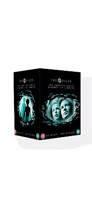 AU65 • Buy The X Files The Complete Series 1-9 + Movies