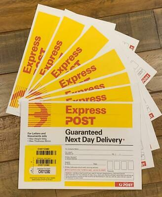 AU59.50 • Buy 7 X EXPRESS POST Medium (C5) Envelopes 162mm X 229mm FREE POST