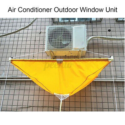AU49.99 • Buy Cleaning Bag Air Conditioner Cover Washing Waterproof Dust Protector Household