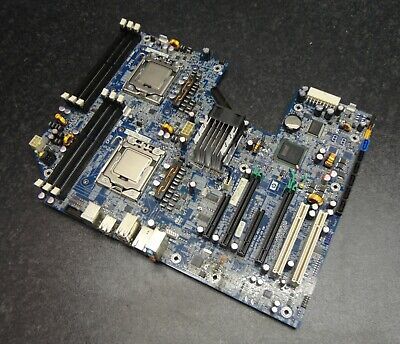 $ CDN103.62 • Buy HP Z600 Workstation LGA1366 461439-001 Motherboard With 2 X Xeon SLBF7 E5530