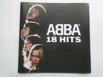 Abba - 18 Hits (CD 2005) Near Mint Condition • 0.10£