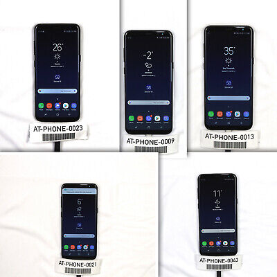 $ CDN107.50 • Buy Lot Of 5 Samsung Galaxy Live Demo Unit Phones - No Cellular, For PARTS ONLY