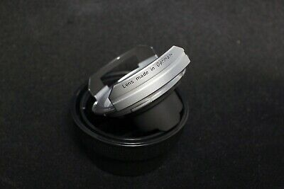 $ CDN183.57 • Buy Original Lens Mount Body For Carl Zeiss Hologon 16mm 8 Contax G G1 G2