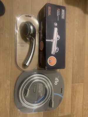 Bristan Artisan Thermostatic Bar Shower Valve With Shower Head And Hose • 90£