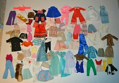$ CDN50.87 • Buy Vintage Lot Clone Barbie Doll Clothes Outfits Maddie Mod Miss Maxine & More