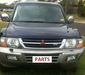 AU20 • Buy  Pajero Parts Many Available To Suit NH To NP Models - Years 1990 - 2006