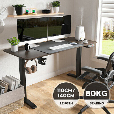 AU76.66 • Buy Computer Table Desk Book Storage Student Study Home Office Workstation