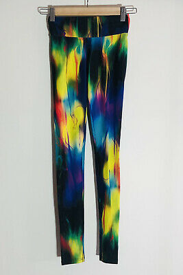 AU49 • Buy Dharma Bums Leggings Full Length Size XS 8 Active Wear