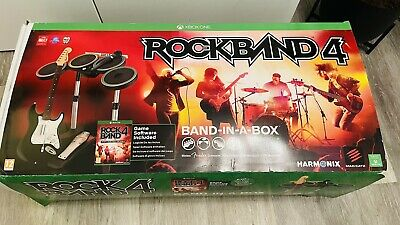 Rock Band 4 - Band In A Box - Xbox One • 399.99£