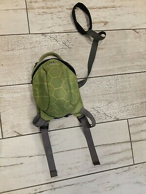 Little Life Turtle Backpack With Reins • 7£