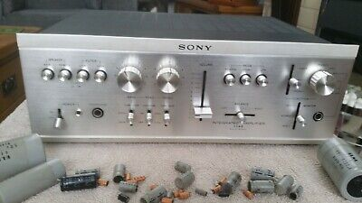 Serviced And Recapped Sony Ta1140 Excellent • 350£