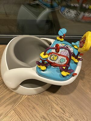 Mamas & Papas Baby Snug Seat And Removeable Activity Tray • 16.50£