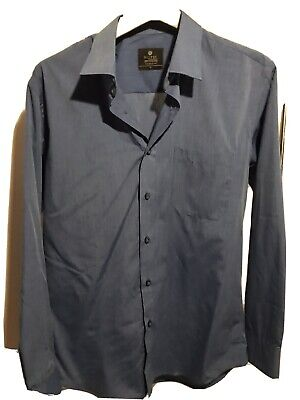 *****skopes Tailored Fit Mens Shirt In Blue***** • 1.20£