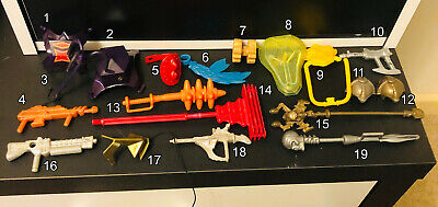 $7.74 • Buy Weapons/ Accessories | Masters Of The Universe | New Adventures Of He-Man | MOTU
