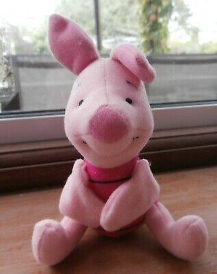 McDonalds - Winnie The Pooh Collection - Piglet - Happy Meal Toy 1998 • 2.99£