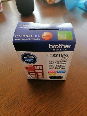AU109.99 • Buy Brother LC3319XL Ink Cartridge (Value Pack)