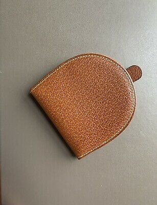 $60 • Buy Gucci Vintage Leather Coin Purse Pouch In Pristine Condition