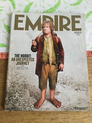 £6.50 • Buy Empire Magazine Issue 282 - The Hobbit - Film, Tv, Comics Limited Edition Cover