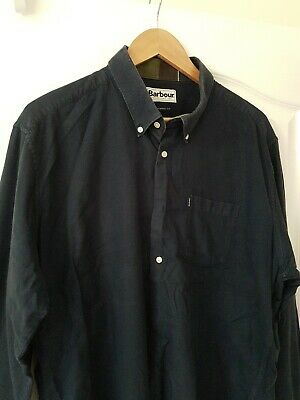 Barbour Tailored Fit Shirt Xxl • 17£