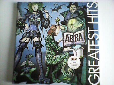 ABBA - GREATEST HITS (REMASTERED) Limited 30th Anniversary CD • 27.99£