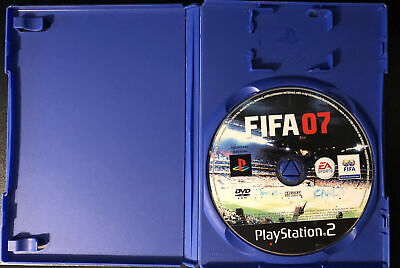 FIFA 2007 (Sony PlayStation 2 PS2, 2008) • 2.99£