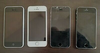 $ CDN38.21 • Buy Iphone 4 Lot Used Condition  Unlocked And In Working Order !!